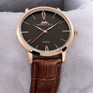 Other - Men's genuine leather watch